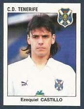 PANINI FUTBOL 93-94 SPANISH -#303-C.D.TENERIFE-EZEQUIEL CASTILLO