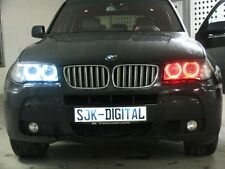 Angel Eyes LED Brenner Standlichtringe in ROT für BMW E39 E53 E60-E66 E87  +++