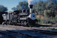 578015 Feather Río Ry Shay Locomotora 3 cerca oroville Ca A4 Foto Impresión