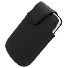 New BlackBerry Bold 9900 9930 OEM Leather Swivel Case Holster HDW-38842-001
