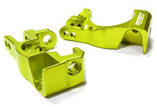 C26402GREEN Integy Billet Machined Caster Blocks for Traxxas 1/10 Slash 4X4