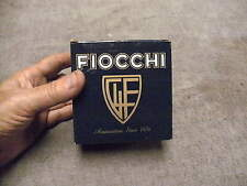 FIOCCHI 12 Ga Mult-Sport Shotgun Ammo Box, No Ammo Just Empty Box