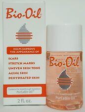 Bio-Oil Scar Treatment 2 Fl Oz  - Diminsh Scars, Stretch Marks & Aging Skin