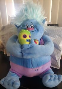 "16""  DreamWorks Trolls Biggie Plush Doll stuffed Toy"