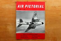 Vtg Original Air Pictorial Magazine July 1961 Paris Air Show