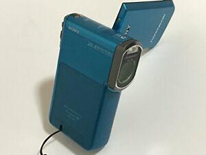 SONY Digital HD Video Camera Recorder Blue HDR-GW77V