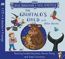 The Gruffalo's Child and Other Stories CD by Donaldson, Julia, NEW Book, FREE &