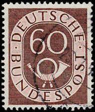 Scott # 682 - 1951 - ' Posthorn & Numeral '