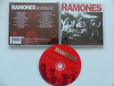 CD ALBUM  RAMONES Live january 7 1978 at the Palladium NYC  SMQCD009