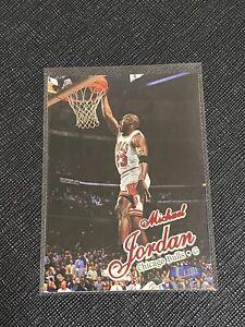 1997 Ultra Michael Jordan Slam Dunk Card