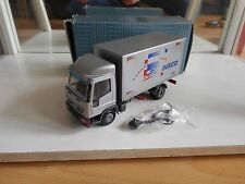 Conrad Iveco Eurocargo Silver Edition on 1:50 in Box