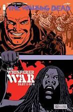Image Comics WALKING DEAD #158 Cover A Robert Kirkman, Charlie Adlard Dave Stew