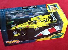 Jordan Mugen Honda 199 Damon Hill Hot Wheels Mattel 1:18