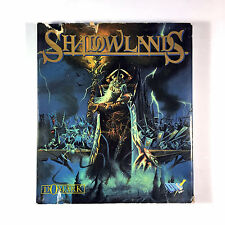 SHADOWLANDS DRO SOFT SPAIN DOMARK 1992 DISKETTE 3½ GAME DISK CBM COMMODORE AMIGA