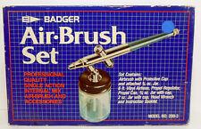 Badger Airbrush Set Parts