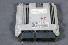 Audi S6 4F Vorfacelift V10 Bxa 435PS Engine Control Unit Otto Motor 4F1910552