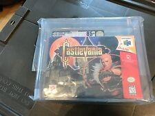 Castlevania (Nintendo 64, 1999) Graded VGA 85+ GOLD