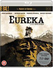 EUREKA - NEW BLU-RAY & DVD