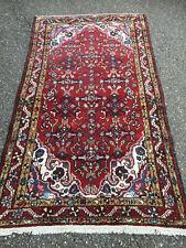 antico-swiss-2- >>>>>>& gt;> Beautiful Antique indoHamedani rug 3`7 x 6`7 ft