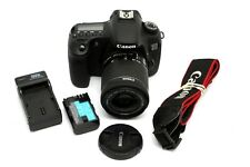 Canon EOS 60D 18MP DSLR Camera w/ EF-S 18-55mm IS STM Lens  27512