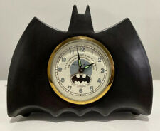 70 -80s Ceramic BATMAN Alarm Clock Japan ONLY extremely Rare! Ex+ Cond By CREATE