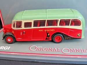 Corgi OOC 42601. Bedford OB Coach. David MacBrayne Ltd. Boxed. Ltd Ed