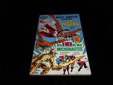 Album Récit complet Marvel 3 contient RCM 6 & 7