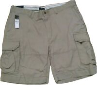 Polo ralph lauren Cargo Shorts Men Chino 52 B Hudson Tan bermuda  Nwt 108$