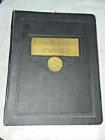 NEWSPAPER INSTITUTE OF AMERICA 1948 EDITION REPORTER COURSE