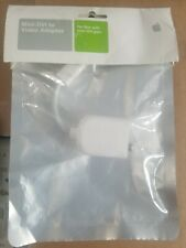 New Apple Adapter Converter OEM Mini DVI to S Video and Composite M9319G/A