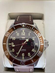Glycine combat sub 42mm Automatic Wrist Watch