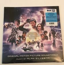 READY PLAYER ONE ORIGINAL MOTION PICTURE SOUNDTRACK VINYL Parzival Blue Edition