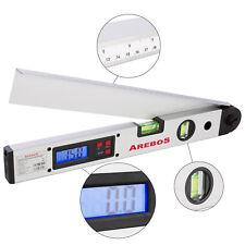 Digitale elektronische Wasserwaage 40 cm Digitaler Winkelmesser Winkelmessgerät