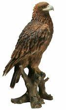 HEAVY DUTY Golden Eagle - Life like Garden Ornament Decor - Indoor or Outdoor