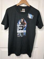 Mens Small S/M Tee WWF Undertaker Graphic T Shirt World Wresting Federation WWF