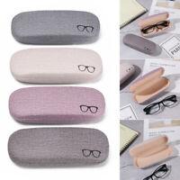 Outdoor Portable Reading Eyewear Case Eyewear Protector Spectacle Glasses Box