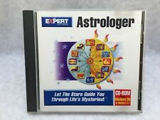 Expert Software Astrologer Cd-Rom Windows 95 3.1 Pre-Owned Guc Pc #24