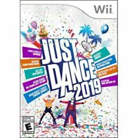 Just Dance 2019 (Nintendo Wii) Brand New Factory Sealed