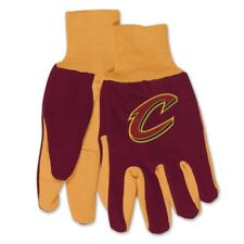 Cleveland Cavaliers Wincraft NBA Two Tone Cotton Jersey Gloves FREE SHIP!!