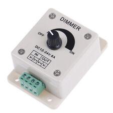 1Pc 12v-24v 8a pir sensor led strip light switch dimmer brightness controller Ou