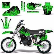 Graphic Kit Honda CR 60 R MX Dirt Pit Bike Decals Sticker Wrap CR60 84-85 ICE G