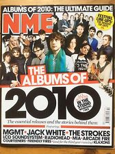 NME 16/01/10 Albums of 2010 Preview issue