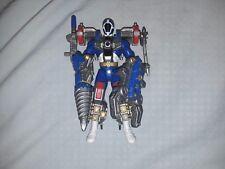 Power Rangers Lightspeed Rescue Blue Rescue Armor Ranger 100%