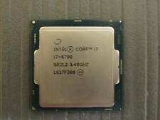 Intel SR2L2 Core i7-6700 3.4GHz 8MB Socket 1151 CPU Processor Quad-Core LGA1151