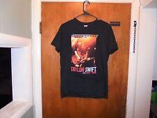Taylor Swift : The Red Tour T Shirt Medium ( M ) Black Shirt ( Hot )