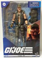 "G.I. JOE ""Classified Series"" GUNG HO 6"" Action Figure 🔥🔥 Mint in Box..!!"