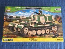 Cobi 2496 SD.KFZ. 184 Panzerjäger Tiger (Ferdinand) -NEU-