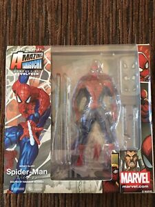 Amazing Yamaguchi Spider-Man Revoltech No.002 Authentic Legends Marvel