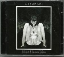 Akt: Best of the Side Projects by Die Form (CD, May-2001, 2 Discs, Metropolis)