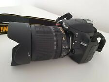 Fotocamera Digitale NIKON D3200+NIKKOR AF-S 18-105+NIKKOR AF 70-300.